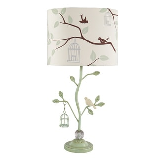 Signature Designs by Ashley Shaynae Bird and Cage Metal Table Lamp