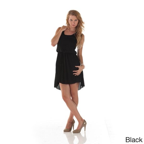 Women's 'Lily' Sleeveless High-low Dress 13214916