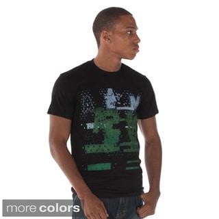 A2MUSA Men's 'LA Night' Graphic T-shirt