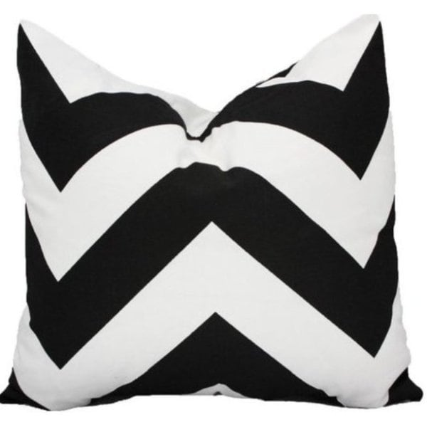Taylor Marie Zippy Chevron Pillow Cover