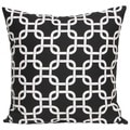 Taylor Marie Chain Link Throw Pillow Cover
