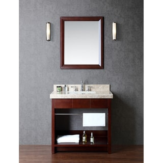 "Seabrook 36"" Single-sink Bathroom Vanity Set"