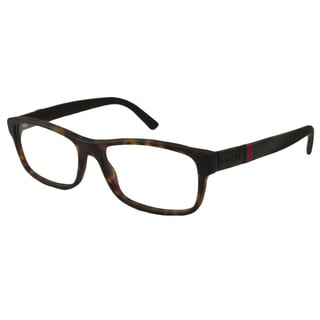 Gucci Readers Men's GG1066 Rectangular Reading Glasses