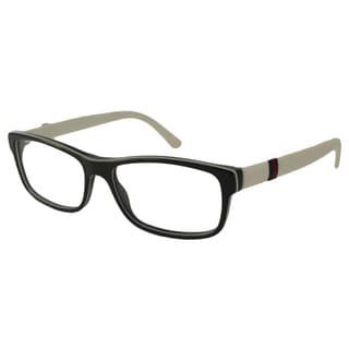 Gucci Readers Men's Unisex GG1066 Rectangular Reading Glasses