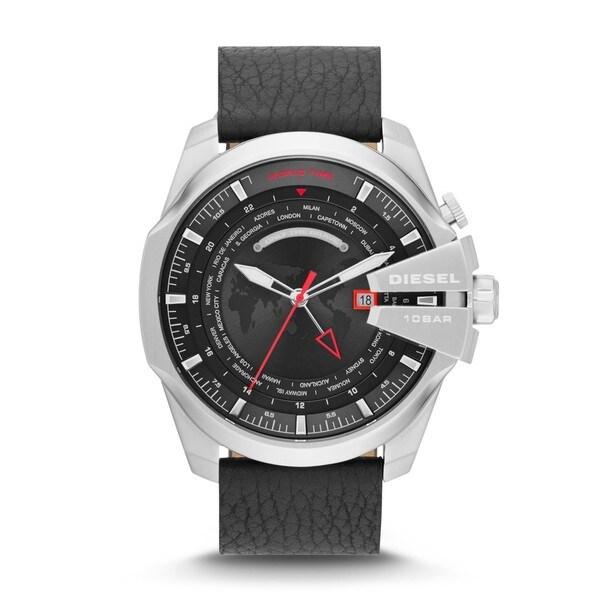 Diesel Men's DZ4320 Mega Chief Black Watch