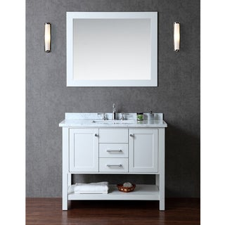 "Bayhill 42"" Single-sink Bathroom Vanity Set"