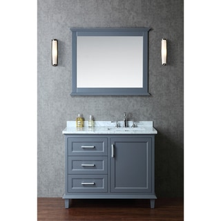 "Nantucket 42"" Single-sink Bathroom Vanity Set"