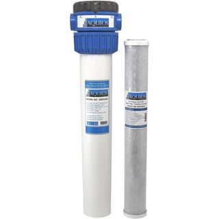 Aquios FS-220L Salt-free Water Softener and Filtration System with VOC Reduction