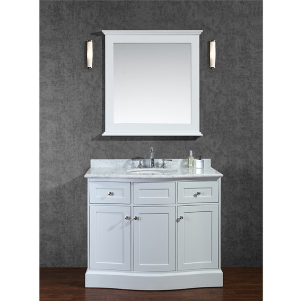 Montauk 42 Single Sink Bathroom Vanity Set 16344485