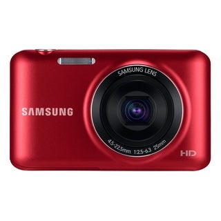 Samsung ES95 Red Compact Digital Camera