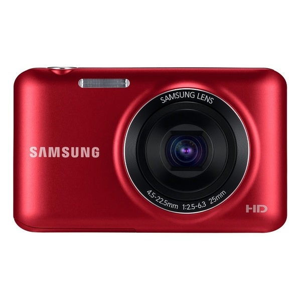 Samsung ES95 Red Compact Digital Camera