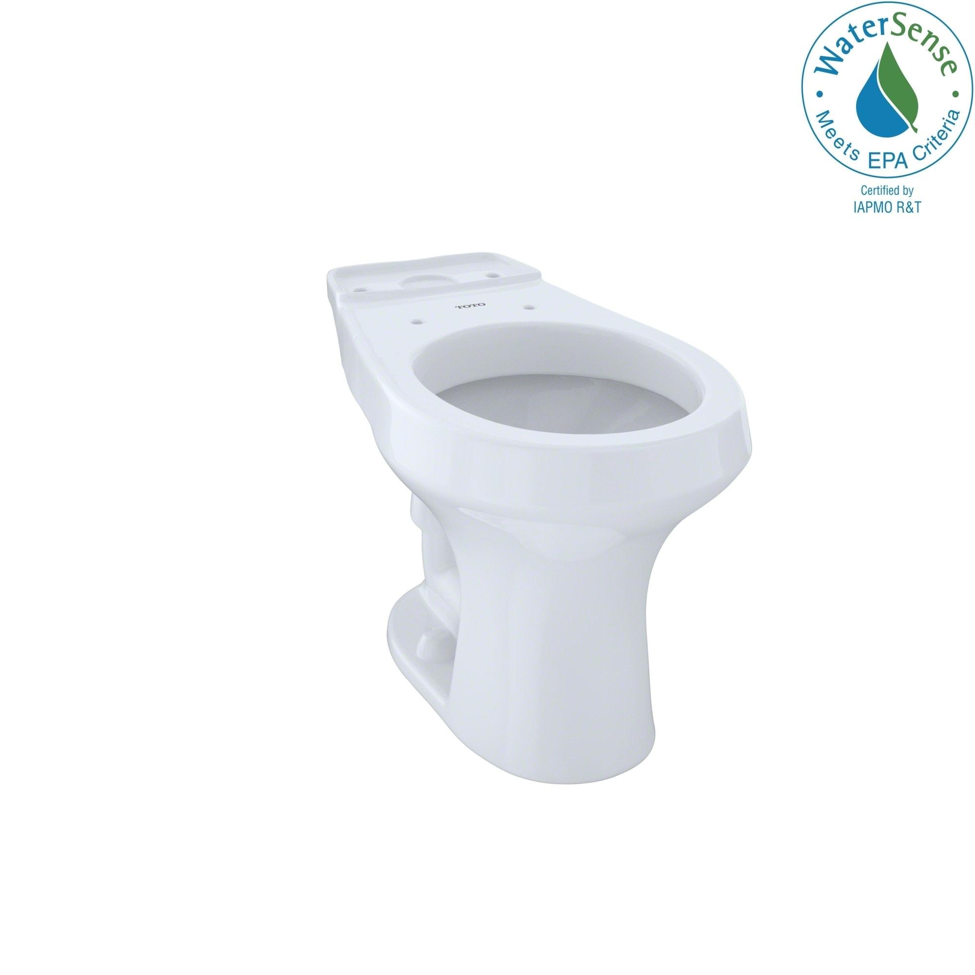 Toto Rowan Cotton Toilet Bowl, Less Seat