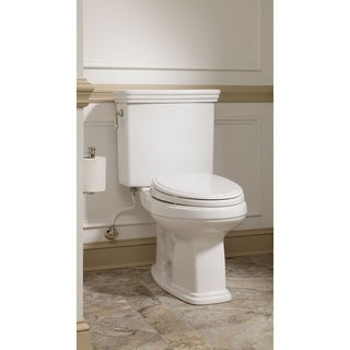 Toto Promenade G-Max Round Bowl and Tank Universal Height Toilet