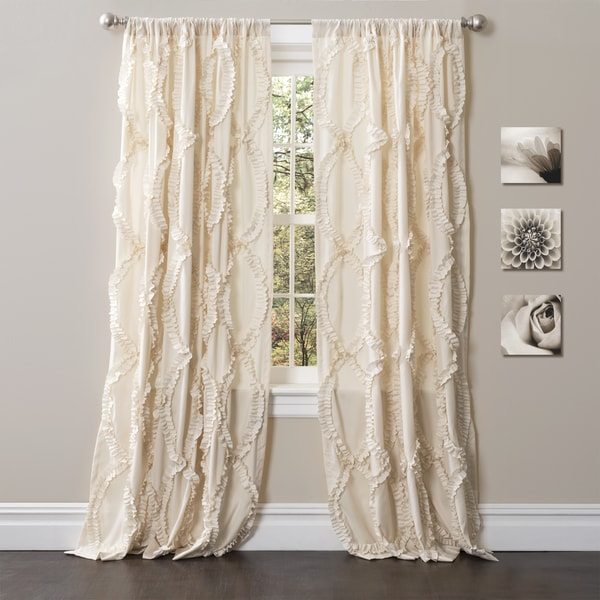 Lush Decor 84 inch Avon Curtain Panel 16344583