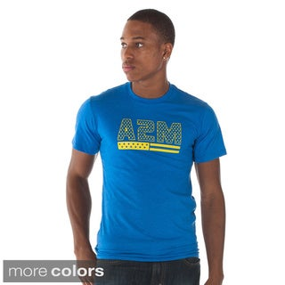 A2MUSA Men's 'A2M STAR' Graphic T-shirt
