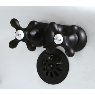 Classic Clawfoot Oil-rubbed Bronze Bathtub Faucet
