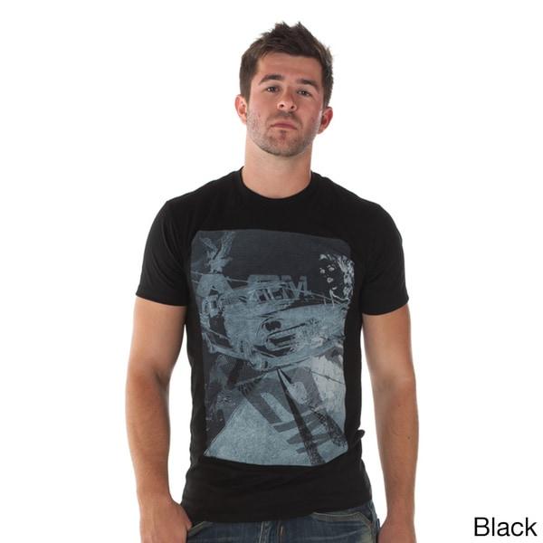A2MUSA Men's 'Cool Ride' Graphic T-shirt