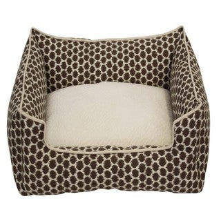 Splotch Brown Chill Pet Bed