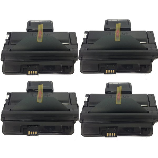 Xerox High Capacity Black Print Cartridge for Phaser 3250 Monochrome Laser Printer (Pack of 4)
