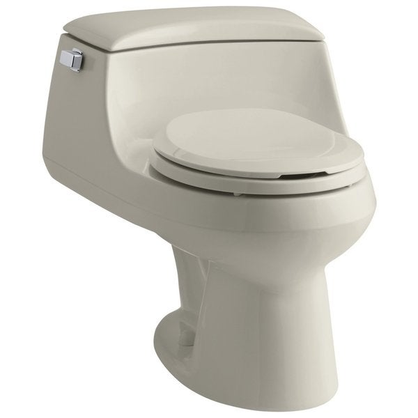 Kohler San Raphael Sandbar Round Front Toilet