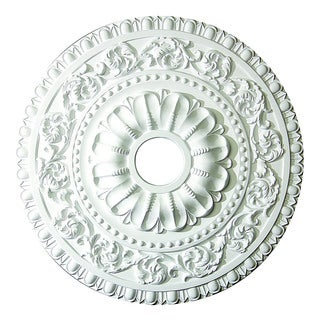 24-inch Round Exquisite Ceiling Medallion