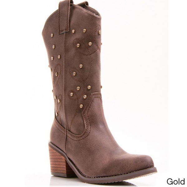 Gomax Women's 'Cowboy 04X' Boot