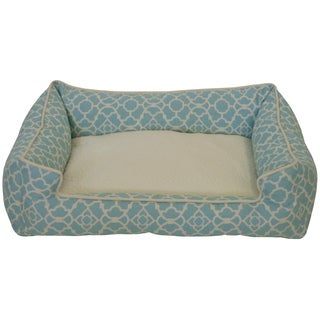 Moroccan Blue Chill Pet Bed
