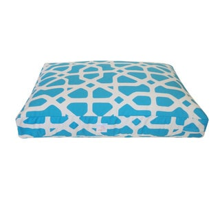 Bones Turquoise Chill Pet Bed
