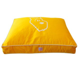 Jiti Yellow Pet Bed