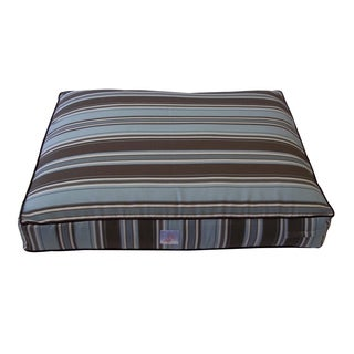 Thick Stripe Spa Pet Bed