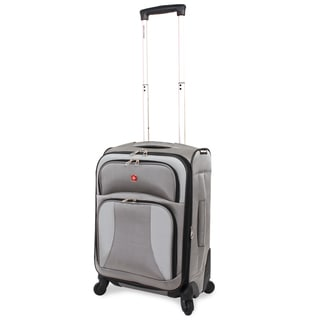 SwissGear 7211 20-inch Expandable Carry-on Spinner Upright