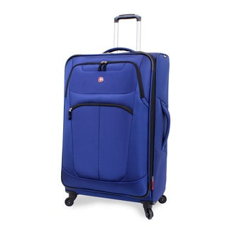 Wenger NeoLite Plus Blue 29-inch Large Spinner Upright Suitcase