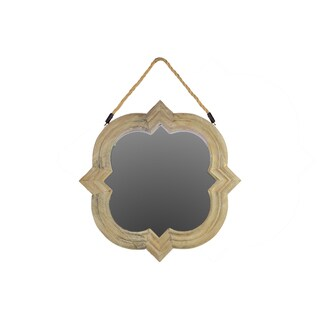 Urband Trends Collection Unique Wooden Mirror