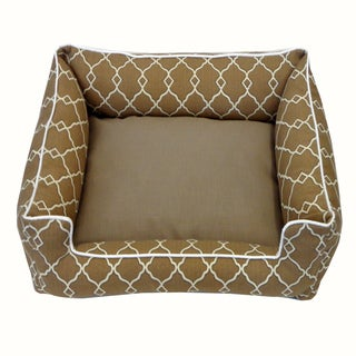 Cairo Brown Chill Pet Bed