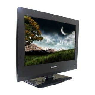 Skyworth SLC-1519A-3M 15.6-inch HDTV ATSC Digital TV LED Back Light with DVD Player (Refurbished)