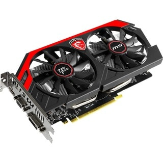MSI N750TI TF 2GD5/OC GeForce GTX 750 Ti Graphic Card - 1085 MHz Core