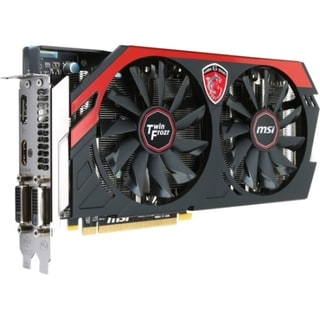 MSI R9 270X GAMING 4G Radeon R9 270X Graphic Card - 1.03 GHz Core - 4