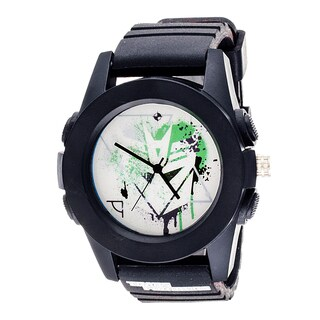 Transformers Decepticon Sporty Fashion Jumbo Watch
