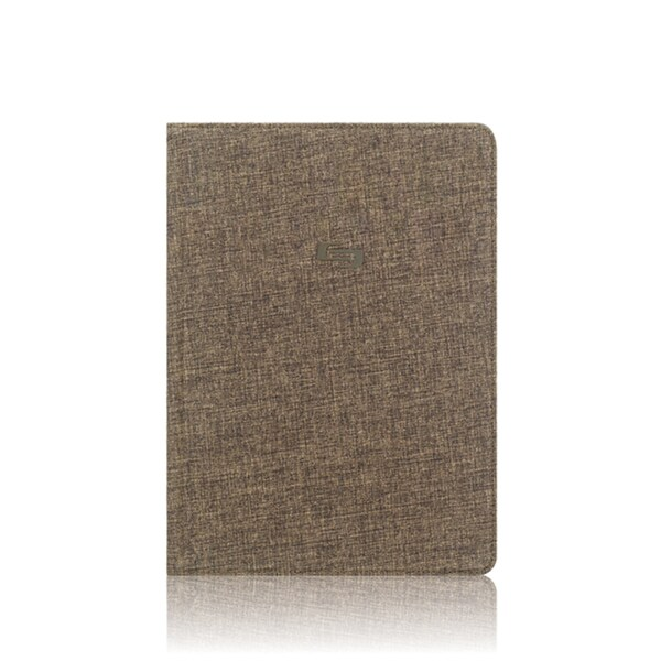 Solo Urban Slim Brown iPad Air Case with Stand