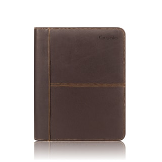 Solo Universal Fit Vintage Leather Tablet/ eReader Padfolio