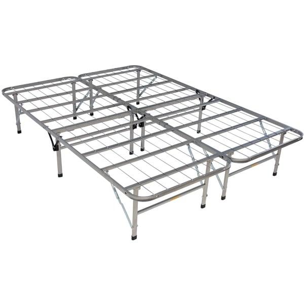 Mantua Premium Platform Bed Base Queen