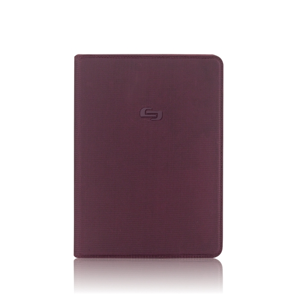 Solo Classic Slim Purple iPad Air Case with Stand