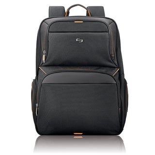 Solo Urban 17.3-inch Black Laptop Backpack
