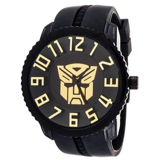 Transformers Autobot Sporty Jumbo Black Watch