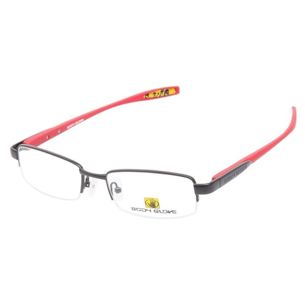 Body Glove 124 BLK Black Prescription Eyeglasses