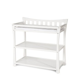 Child Craft Parisian Dressing Table in Matte White