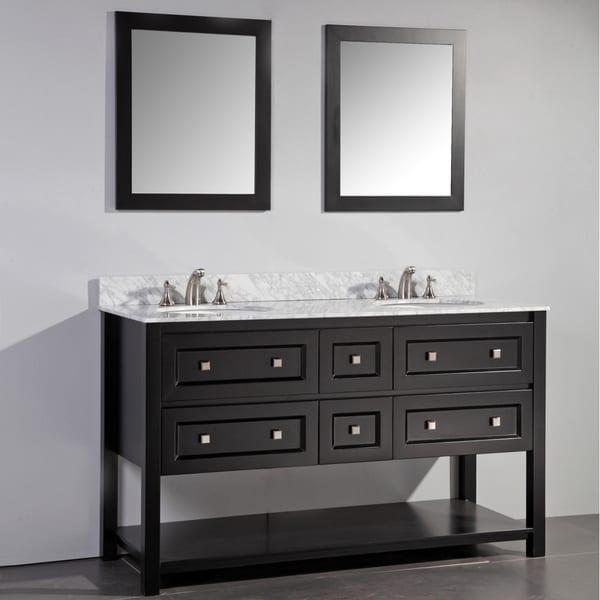 Creative About Bathroom Double Vanity On Pinterest  Double Vanity Double