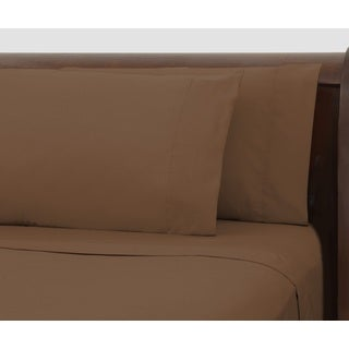Gramercy Park Platinum Edition Chocolate Brown Sheet Set