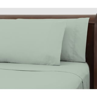 Gramercy Park Platinum Edition Frosty Green Sheet Set
