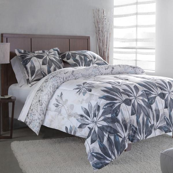 Julietta Soft Floral 3-piece Comforter Set